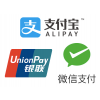 Wechat, alipay, unionpay - nihaopay