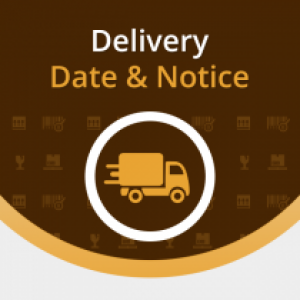 Magento | Delivery Date and Notice